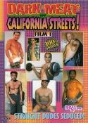 Grossansicht : Cover : Dark Meat Of California Streets