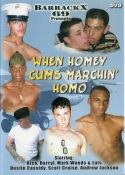 Grossansicht : Cover : When Homey Cums Marchin` Homo