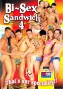 Grossansicht : Cover : Bi Sex Sandwich #4
