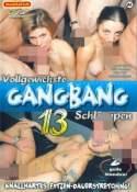 Vorschau Vollgewichste Gangbang Schlampen #13